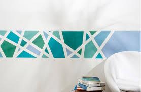 diy wandgestaltung diy wandgestaltung aus verschiedenen tapeten kreatibe farbige über