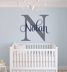Wall Decor For Baby Room Wall Decor For Baby Boy Custom Decor Boy Decor Baby Room Decor