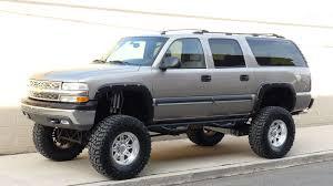 chevrolet suburban 2003 2003 chevy suburban 2500 4x4 37 719 original miles lifted