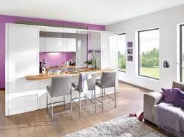 cuisine ouverte sur le salon sejour avec cuisine ouverte trendy de la cuisine avec ilot cot