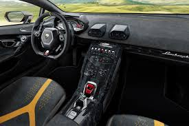 Lamborghini Huracan All Black - lamborghini huracan performante races into geneva by car magazine