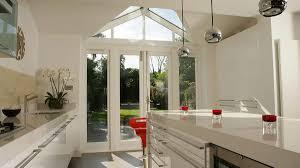 glazed kitchen extensions in oak u0026 hardwood david salisbury