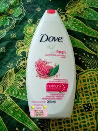 Sabun Dove Cair sintas dove go fresh wash