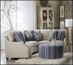 Small Sectional Sleeper Sofa Sofa Small Sofa Sectional Riveting Sectional Sofa In Small Room
