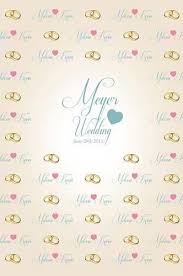 wedding backdrop outlet custom wedding step and repeat backdrop any text shower