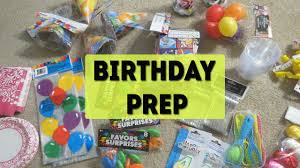Dollar Tree Birthday Party Favors & Supplies Indian Family