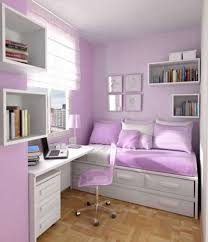 amazing bedrooms for teenage girls white and light purple color
