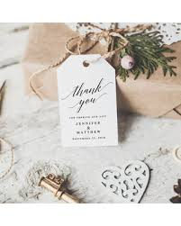 thank you tags find the best savings on wedding favor tags wedding thank you tags