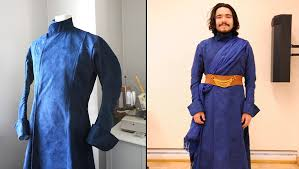 high priest costume costuming an opera part 5 the rest of the idomeneo cast one