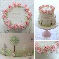 tiers u0026 tiaras country garden christening cake cakes