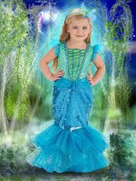 enchanted sea princess dress turquoise lime just pretend kids