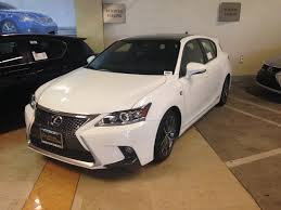 2013 lexus ct200h f sport special edition fsport springs