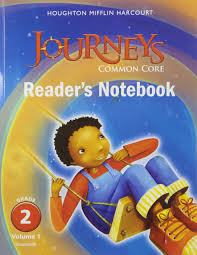 amazon com journeys common core reader u0027s notebook consumable