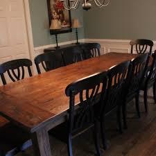 10 ft farmhouse table concepts created farmhouse tables standard farmhouse tables