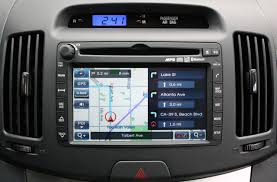 hyundai adds a navigation system to the elantra the torque report