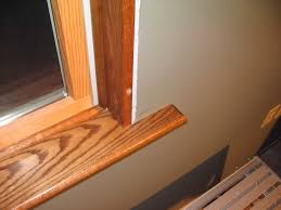 Install Wainscoting Over Drywall Windows And Drywall Uneven Trim Install Help Woodworking