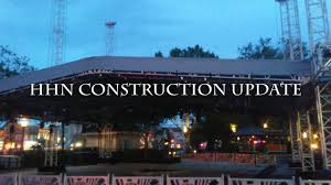 halloween horror nights 27 construction update hhn 27