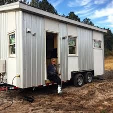 Tiny House Movement by Uga Students Donate Tiny House To Organic Farmer In Middle Georgia