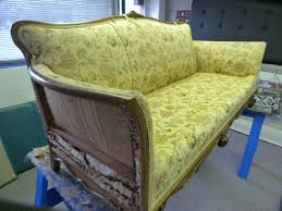 French Provincial Sofa by Practical Upholstery Design Studio French Provincial Sofa Upholstery