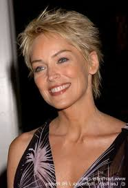 gorgeous short haircuts for thick straight hair best 20 sharon stone hairstyles ideas on pinterest sharon stone
