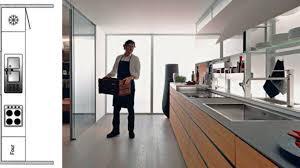 cuisine en longueur am駭agement ilot de cuisine en longueur tapis galerie avec cuisine aménagée en