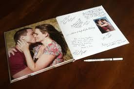 Guest Book Photo Album Diy Wedding Photo Albums