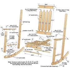 Woodworking Projects Free by Free Woodworking Plans Rocking Chair Projects And Plans Board Of