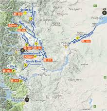 Bariloche Argentina Map The Best Rivers In Northern Patagonia Dry Fly Fishing