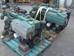 volvo penta aqd tmd 40 a pair of running take outs with v drive