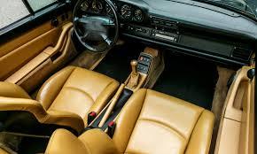 Porsche 993 Interior 1996 Porsche 911 Carrera 4 Cabriolet Lamborghini Calgary