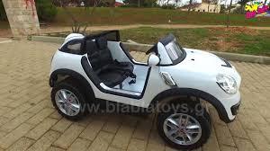 kid car mini cooper beachcomber 12v ride on kid car 5247099 www
