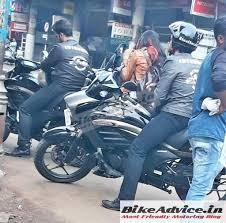 suzuki motorcycle 150cc suzuki intruder 150 caught on road before launch motorbeam
