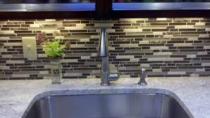 How To Install Glass Mosaic Tile Backsplash In Kitchen by Grouting Kitchen Backsplash Gallery Including How To Install Glass