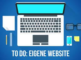 homepage designen eigene homepage erstellen 5 fragen und antworten