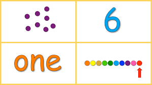 baby math numbers 0 10 dots numerals words rows youtube
