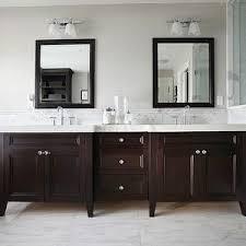 Fairmont Bowtie Vanity Bathroom Designs With Espresso Vanity Sixprit Decorps