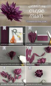 183 best crepe paper revival images on pinterest anemones black