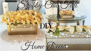 Shabby Chic Bedroom Ideas Diy Diy Dollar Store Shabby Chic Fall Home Decor Shabby Chic