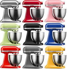 Kitchen Aid Standing Mixer by Kitchenaid Stand Mixer Tilt 3 5 Qt Rksm33xx Artisan Mini Tilt