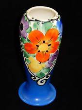 Czechoslovakia Vase Czechoslovakia Pottery Ebay