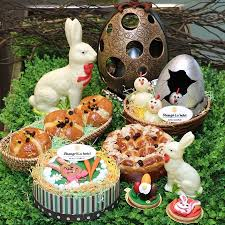 easter goodies a variety of easter goodies are available at lemon garden 2go from