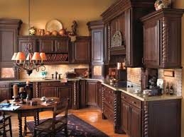Rustic Kitchen Cabinets Cherry Wood Rustic Kitchen Cabinets - Rustic cherry kitchen cabinets
