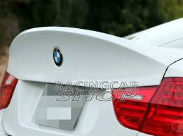 painted csl style trunk for bmw 3 series e90 lci m3 4 door 09 11