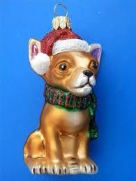 chihuahua pink coat jtw ornament ornament