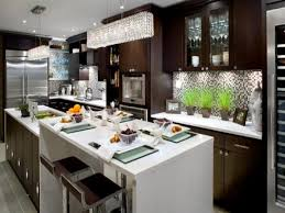 white lacquer kitchen cabinets candice olson kitchen with dark