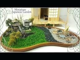 miniature japanese garden lanterns miniature japanese garden kit