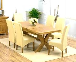 solid oak dining table and 6 chairs dining room tables and chairs for 6 oak table and chairs solid oak