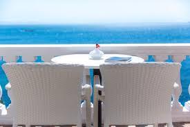 chambre vue mer chambre spéciale avec vue sur la mer 5 hôtel vistabella roses