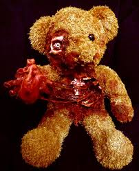 valentines bears undead teds phillip blackman s gory teddy bears sell out