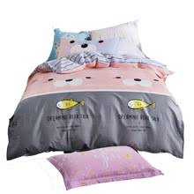 Fish Duvet Cover Compare Prices On Fish Bed Sheets Online Shopping Buy Low Price